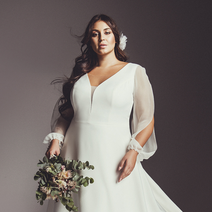 WEDDING 2019 plus size