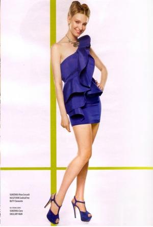 Glamour, nr 07 (112), lipiec 2012