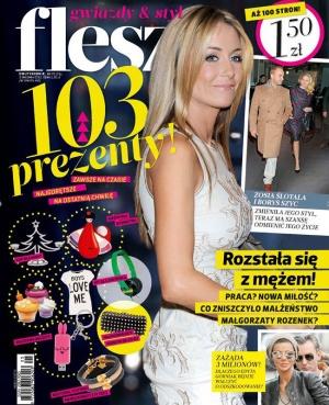 FLESZ. GWIAZDY & STYL nr 25/31, 3 grudnia 2012