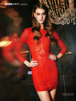 HOT Moda & Shopping nr 01-02 (69), styczeń- luty 2013