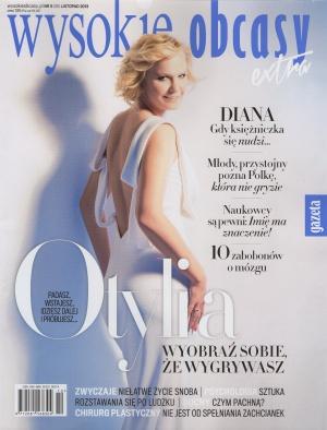 Wysokie Obcasy Extra nr 5 (20) listopad 2013