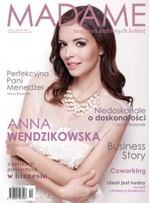Madame nr 1, listopad 2014