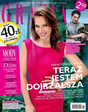 Grazia Polska nr 21 (50), 16 października 2014