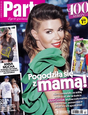 Party, nr 13 (201), 23 czerwca 2015